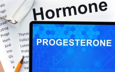 Fertility, Stress and Progesterone